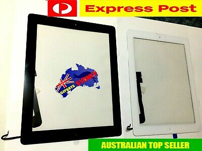 ORIGINAL iPAD 4 A1458 A1459 A1460 TOUCH SCREEN GLASS DIGITIZER with Home Button