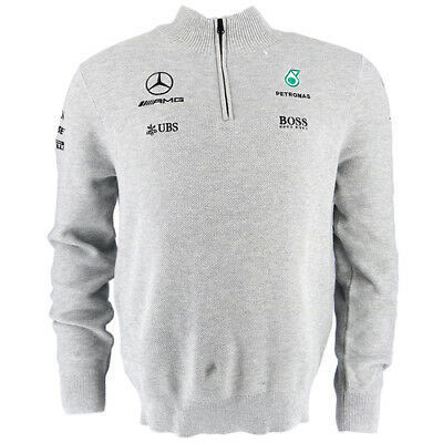 2017 Official Mercedes team knitted jumper