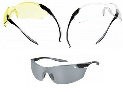 Bolle Mamba safety ski glasses spectacles with clear Lens cycling