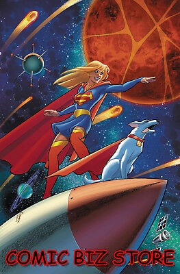Supergirl #23 (2018) 1St Print Conner Variant Cover Dc Universe Bagged & Boarded