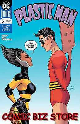 Plastic Man #5 (2018) 1St Printing Dark Nights Metal Tie-In Dc Comic Universe