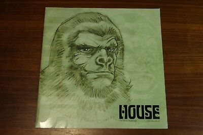 Planet of the Apes House Font Collection The Simian Collection Font Catalog 26