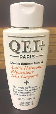 QEI+ Paris Active Harmonie Multi Vitamin Toning Body Lotion Carrot Extract