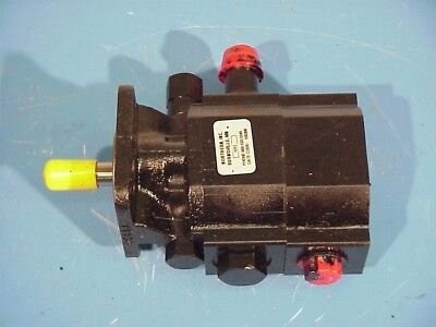 Northern Tool/Concentric 1012/1001689, 11 GPM 2-Stage Hi-Lo, Hydraulic Gear Pump
