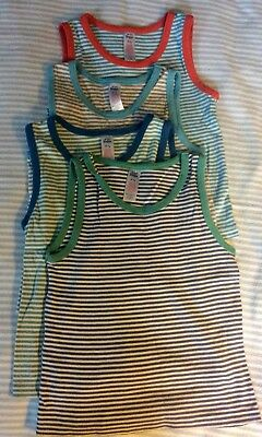Mini Boden Boys Vests Age 6-7 Years