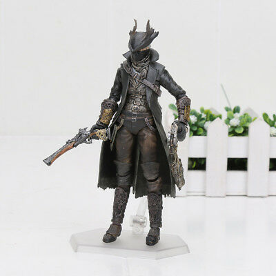 New Max Factory Hunter figma 367 Bloodborne Action Figure Japan AUTHENTIC Sealed
