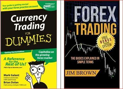 Currency Trading Dummies+ Forex Trading The Basics (1 free) 4 Phone/Tab/PC