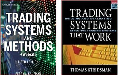 Trading Systems Methods + Trading Systems that Work/Stridsman/Phone/Tab/PC/ONLY*