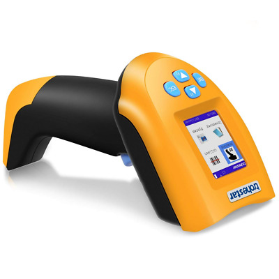 Wireless Barcode Scanner, 1D USB Handheld Bar Code Reader Laser Cordless US SHIP