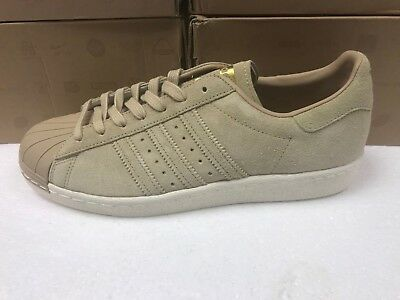 lowest price 8f3cc ab747 NEW MENS ADIDAS SUPERSTAR 80s SNEAKERS BB2227-SHOES-MULTIPLE SIZES