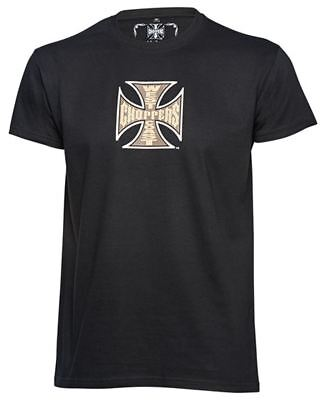 Lock Up West Coast Choppers WCC T-Shirt (Black) - Official Merchandise