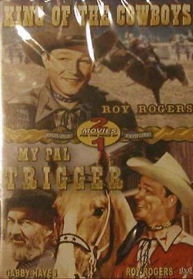 King Of The Cowboys / My Pal Trigger 2005 by Miracle Pictures