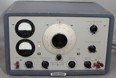 HP/Hewlett Packard/Agilent/Keysight 205AG Audio Signal Generator