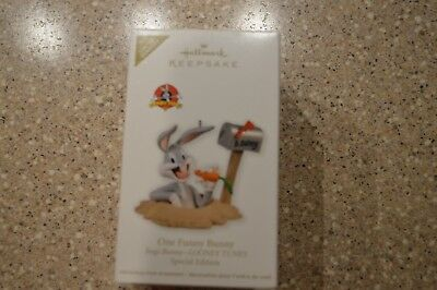Hallmark Keepsake 2011 One Funny Bunny - Looney Tunes Bugs  Limited Edition (EA)