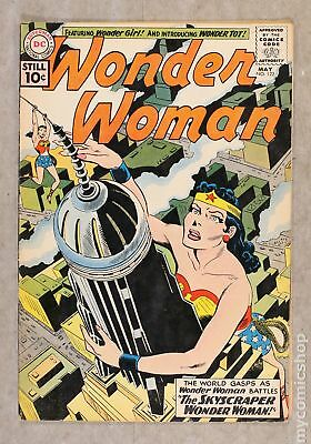 Wonder Woman (1st Series DC) #122 1961 VG 4.0