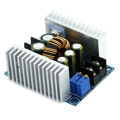 DC-DC Converter 20A 300W Step up Step down Buck Boost Power Adjustable Charger F