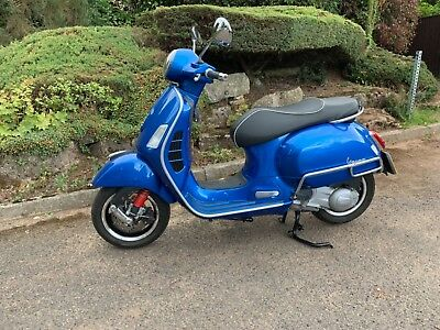 2015 Vespa GTS 300 I.e Super ABS  12m  MOT READY TO DRIVE AWAY ONLY 4600 MILES