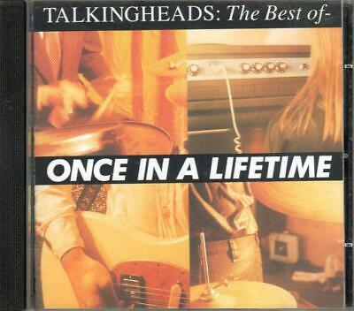 Talking Heads The Best of - Once in a Lifetime