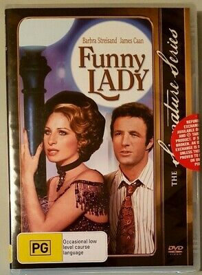 Funny Lady (Barbra Streisand & James Caan) DVD **BRAND NEW / SEALED** (Region 4)