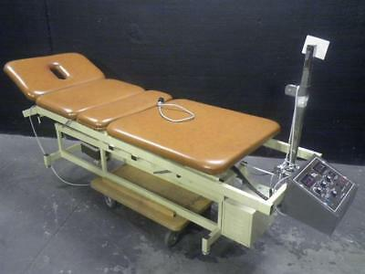 Chattanooga Pt Table With Txe-1 Traction Unit