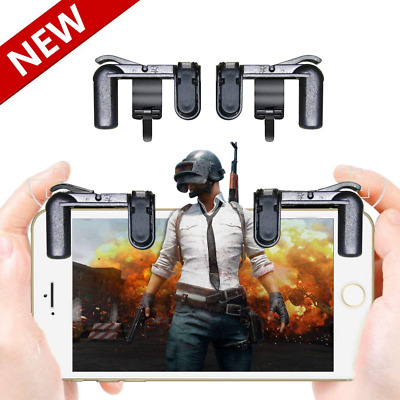 Mobile Game Controller Sensitive Shoot and Aim Buttons L1R1 for PUBG US SHIP NEW