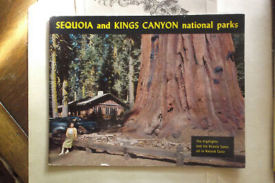 vintage sequoia and kings canyon visitors guide