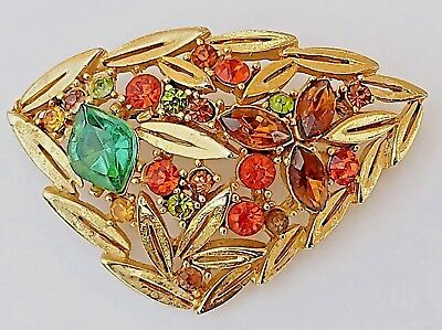 Beautiful Vintage Quality Brooch - 1950's or 1960's.