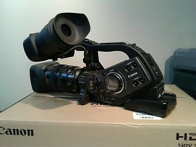Canon XL H1 XLH1 Very Nice Low Hours, Checked by Canon for Clean Bill of Health