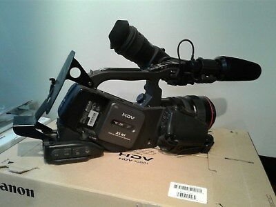 Canon XL H1 XLH1 Nice Low Hours ~ Demo Loaner