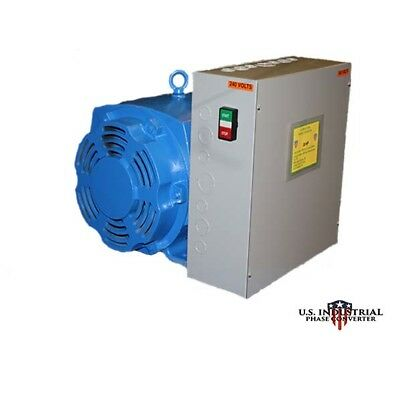 30 HP Rotary Phase Converter, NEW Best Deal!!