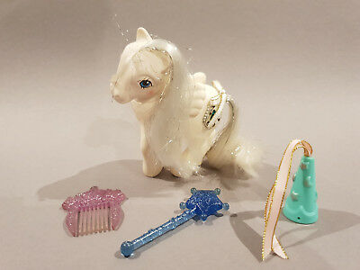G1 Mein kleines - My little Pony - Prizessin Perle / Princess Tiffany- CHINA