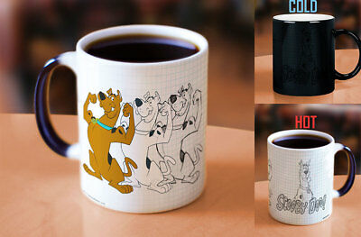 Scooby Doo (Sketchy Scooby) Morphing Mugs Heat-Sensitive Mug