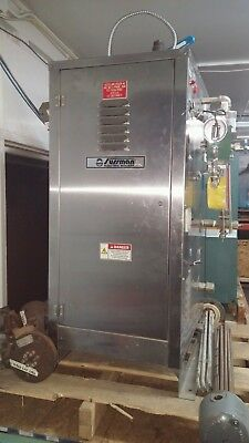 Sussman Stainless 7.2 HP Electric Steam Boiler