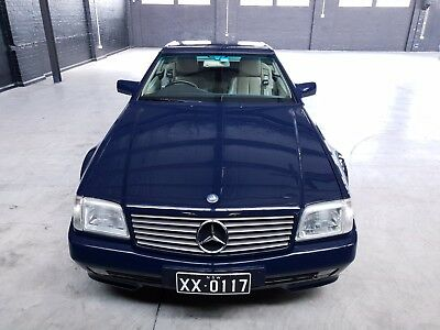 1994 Merc SL500. 5.0 Ltr V8. Immaculate. Aust Del to Mark Bouris