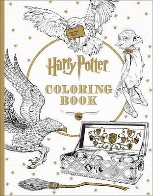 Harry Potter - The Coloring Book by Inc. Staff Scholastic