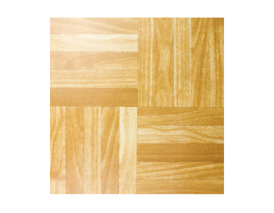 Self Adhesive Vinyl Floor Tiles Bathroom Kitchen Marble Wood- 4 Colours Choice