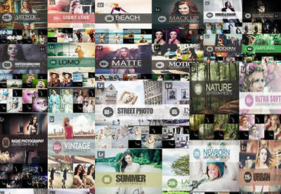 11.000+ Big Pack Advanced Lightroom Presets Collection (Email Deivery)