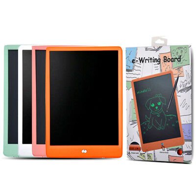 10inch writing tablet board paperless lcd office family drawing graffiti toy FT