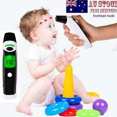 Baby Adult Digital LCD Non-Contact Infrared IR Thermometer Body Forehead Nurse
