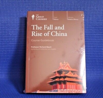 The Great Courses ~ The Fall and Rise of China ~ DVDs and Course Guideook ~ NEW!