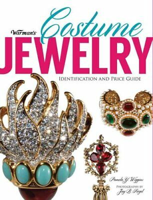 Costume Jewelry : Identification and Price Guide by Pamela Y. Wiggins (2014,...