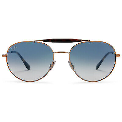 Ray-Ban RB3540 Sunglasses 53 mm Bronze-Copper Frame