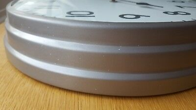 1950s Synchronome International Time Recorders ITR IBM Aluminium Quartz Clock