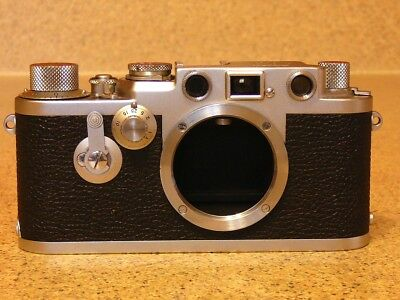 Leica lllf RD Rangefinder Camera Body in exceptional condition