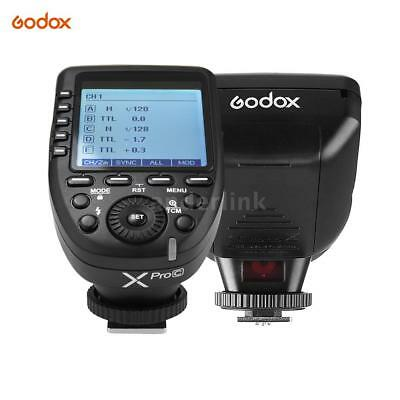 Godox Xpro-C E-TTL Canon Flash Trigger Transmitter 2.4G Wireless X System A5T1