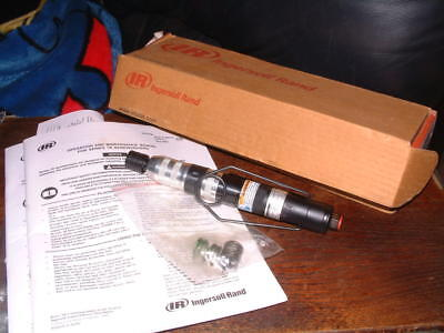 INGERSOLL RAND Model:- 1RPNS1 PNEUMATIC AIR SCREWDRIVER New Old Stock never used
