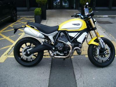 Ducati Scrambler 1100 In Stock Now !!!!
