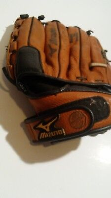 Mizuno Gpl1154 Leather Youth 11.5 Baseball Glove For Lht Power Close Prospect