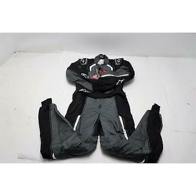 Alpinestars KMX-5 Suit, Black/Anthracite, Euro Size 52