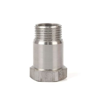 Stainless Steeel O2 Extender Extension Adapter M18X1.5 Oxygen Sensor Spacer Bung
